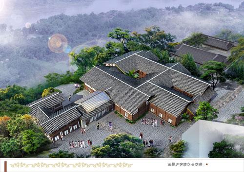 合川区涞滩古镇景区修建性详细规划