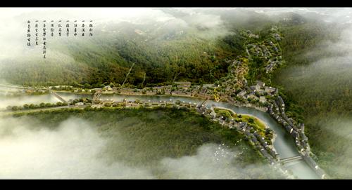 牛街古镇总体策划及概念性规划